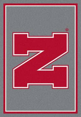 Milliken Team Spirit University Of Nebraska Rug