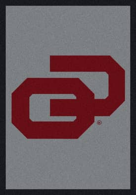 Milliken Team Spirit University Of Oklahoma Rug
