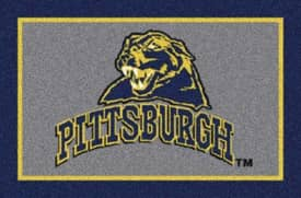 Milliken Team Spirit University Of Pittsburgh Rug