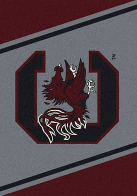 Milliken Team Spirit University Of South Carolina Rug