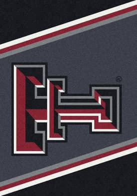Milliken Team Spirit University Of Texas Tech Rug