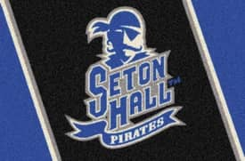 Milliken Team Spirit Seton Hall Rug