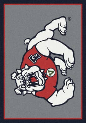 Milliken Team Spirit University of Fresno State Rug