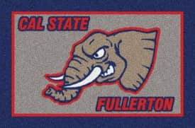 Milliken Team Spirit University Of California State Rug
