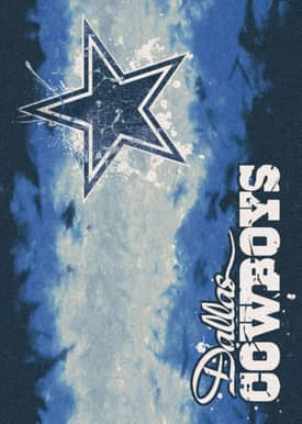 Milliken NFL Team Fade Dallas Cowboys Rug