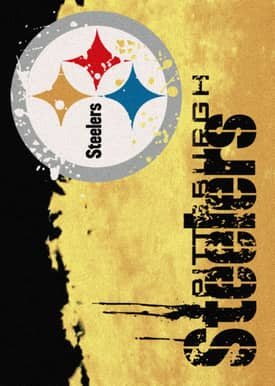 Milliken NFL Team Fade Pittsburgh Steelers Rug
