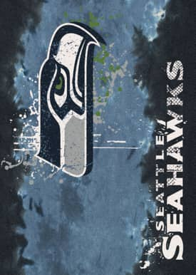 Milliken NFL Team Fade Seattle Seahawks Rug
