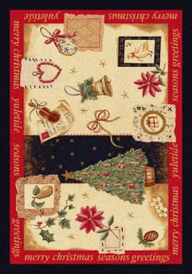 Milliken Seasonal Yuletide Rug