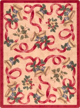 Milliken Seasonal Bells & Bows Rug