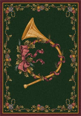 Milliken Seasonal French Horn Rug