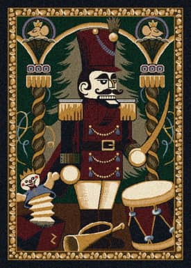 Milliken Seasonal Nutcracker Rug