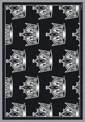 Milliken NHL Team Repeat Los Angeles Kings Rug
