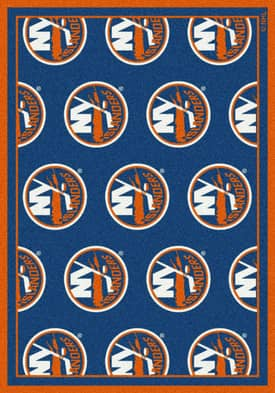 Milliken NHL Team Repeat New York Islanders Rug