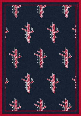 Milliken NHL Team Repeat Washington Capitals Rug