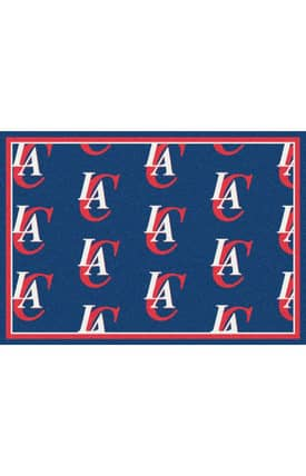 Milliken NBA Team Repeat LA Clippers Rug