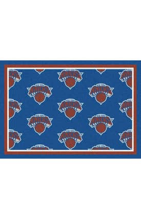 Milliken NBA Team Repeat New York Knicks Rug