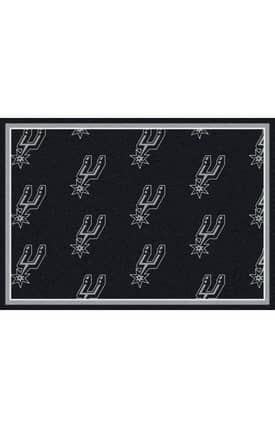 Milliken NBA Team Repeat San Antonio Spurs Rug