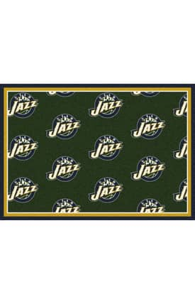 Milliken NBA Team Repeat Utah Jazz Rug
