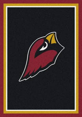 Milliken NFL Team Spirit Arizona Cardinals Rug