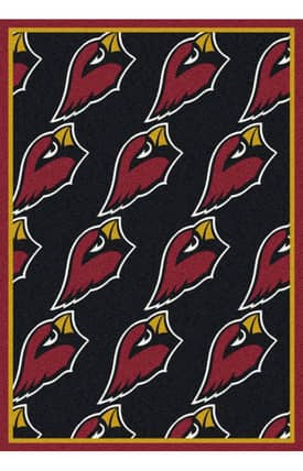 Milliken NFL Team Repeat Arizona Cardinals Rug