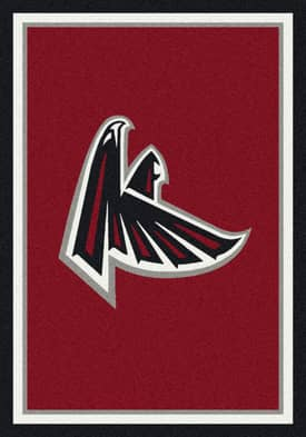Milliken NFL Team Spirit Atlanta Falcons Rug
