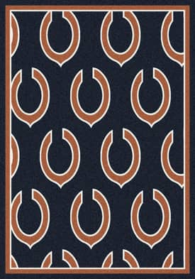 Milliken NFL Team Repeat Chicago Bears Rug