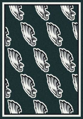 Milliken NFL Team Repeat Philadelphia Eagles Rug