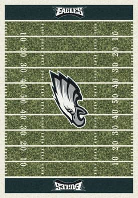 Milliken NFL Home Field Philadelphia Eagles Rug