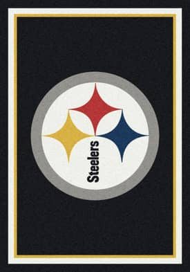 Milliken NFL Team Spirit Pittsburgh Steelers Rug