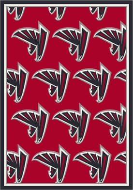 Milliken NFL Home Team Atlanta Falcons Rug