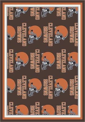 Milliken NFL Home Team Cleveland Browns Rug