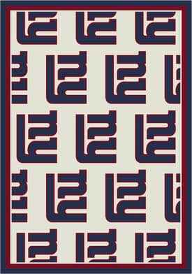Milliken NFL Home Team New York Giants Rug