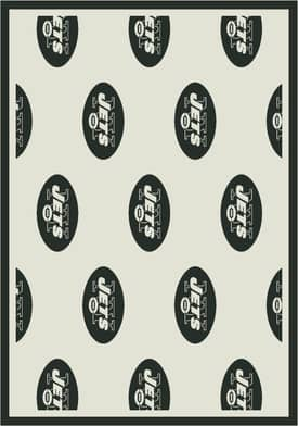 Milliken NFL Home Team New York Jets Rug