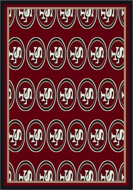 Milliken NFL Home Team San Francisco 49ers Rug