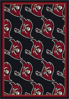 Milliken NFL Home Team Tampa Bay Buccaneers Rug