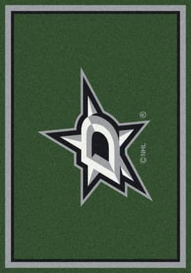 Milliken NHL Team Spirit Dallas Stars Rug