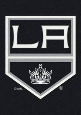 Milliken NHL Team Spirit Los Angeles Kings Rug