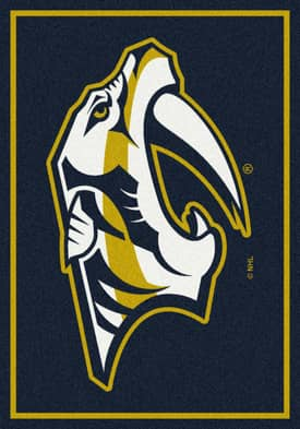 Milliken NHL Team Spirit Nashville Predators Rug