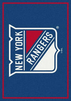 Milliken NHL Team Spirit New York Rangers Rug