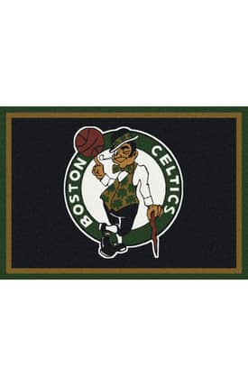 Milliken NBA Spirit Boston Celtics Rug