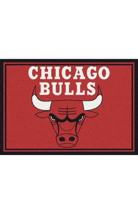 Milliken NBA Spirit Chicago Bulls Rug