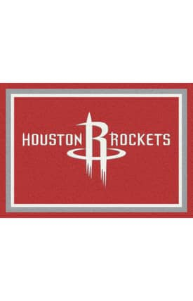 Milliken NBA Spirit Houston Rockets Rug