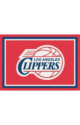 Milliken NBA Spirit LA Clippers Rug