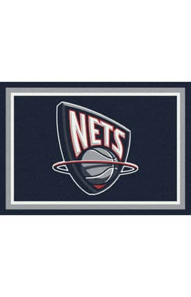 Milliken NBA Spirit New Jersey Nets Rug