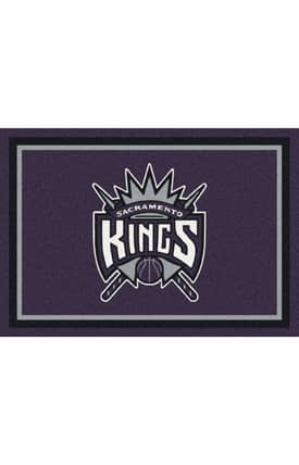 Milliken NBA Spirit Sacramento Kings Rug