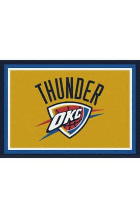 Milliken NBA Spirit Oklahoma City Thunder Rug