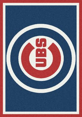Milliken MLB Team Spirit Chicago Cubs Rug