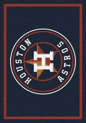Milliken MLB Team Spirit Houston Astros Rug