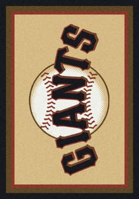 Milliken MLB Team Spirit San Francisco Giants Rug