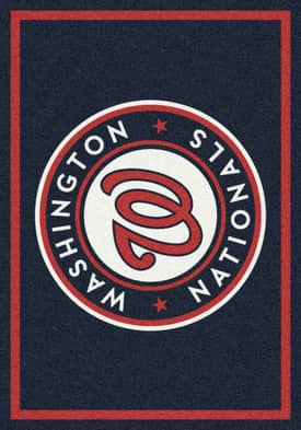 Milliken MLB Team Spirit Washington Nationals Rug